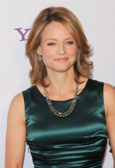 Jodie Foster: Star of Nell and a co-producer.