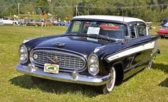 1953 Studebaker Wagon | Nash Ambassador 1957
