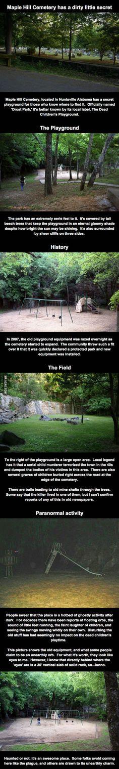 The Dead Children's Playground.