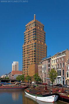 Wijnhaven Rotterdam, The Netherlands