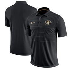 Colorado Buffaloes Nike 2017 Early Season Polo - Black