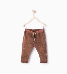 Imagem 2 de Calças fita lateral da Zara