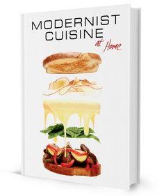 Modernist cuisine at home for Amazon modernist cuisine