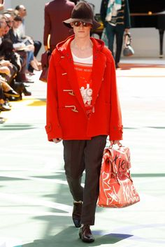 Burberry Prorsum Spring 2015 Menswear - Collection - Gallery - Style.com