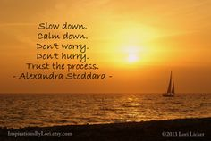 Alexandra Stoddard quote with Key West FL photo at sunset. Photographer: Lori Licker