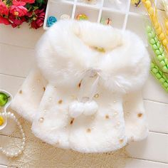 Cheap coat for baby girl, Buy Quality coat for baby directly from China baby coat Suppliers: 2016 autumn winter girls baby clothes thick fur collar jacket coat for baby girls clothing Christmas birthday outerwear jackets Baby Outfits, Baby Girl Dresses, Kids Outfits, Denim Outfits, Winter Outfits, Newborn Clothing, Newborn Winter Clothes, Autumn Clothes, Toddler Fashion