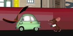 Zootopia Animation Shot Breakdown