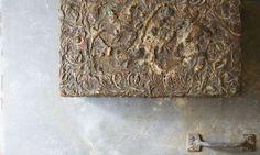 Antique Victorian Box Gesso on Wood Trinket Storage by susantique, $56.00