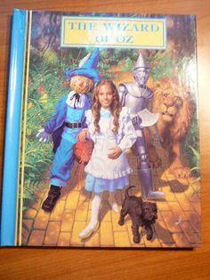 Wizard of Oz. Hardcover. Illustrated by Greg Hildebrandt