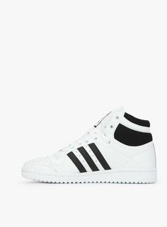 Buy Adidas Originals Top Ten Hi WHITE SPORTY SNEAKERS for Women Online India, Best Prices, Reviews | AD761SH28CWLINDFAS