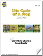 Life Cycle of a Frog Lesson Plan. Download it at Examville.com - The Education Marketplace. #scholastic #kidsbooks @Karen Echols #teachers #teaching #elementaryschools #teachercreated #ebooks #books #education #classrooms #commoncore #examville