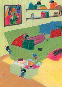 De Spiekpietjes – leuk kinderboek - Juf Jannie