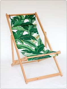 Tahiti Teak Deck Chair