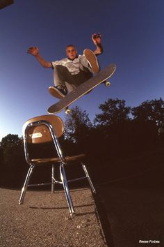 Skateboarding Photographs from the Early 90's