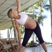Love Handle Exercises for Pregnant Women   LIVESTRONG.COM