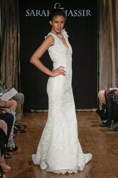 Lace Gown  Juliet by Sarah Jassir