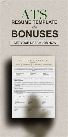 This Templates Include RESUME WRITING TIPS or RESUME GUIDE with how to write your cover letter as well. These include matching cover letter templates and Reference sheet template. College Resume, Business Resume, Professional Resume Examples, Good Resume Examples, Resume Writing Tips, Resume Tips, Modern Resume Template, Resume Template Free, Cover Letter Template