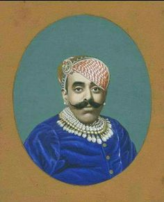 Maharana Bhupalsingh ji ,Maharana of Mewar ,First Maharaj Pramukh of India Royal Indian, States Of India, Blue Bloods, Udaipur, Royal Jewels, Emperor, Asian Art, Royals, Portrait Photography
