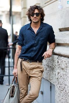 63 ideas for fashion street style man the sartorialist The Sartorialist, Rugged Style, Outfits Casual, Mode Outfits, Casual Wear, Dress Casual, Simple Outfits, Winter Outfits, Style Brut