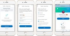 PayPal makes it easy to pool money for gifts  ||  PayPal has launched 'Money Pools' just in time for the holidays. https://www.engadget.com/2017/11/09/paypal-money-pools/?utm_campaign=crowdfire&utm_content=crowdfire&utm_medium=social&utm_source=pinterest
