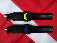 Dive Knife scuba max kn900 scuba equipment snorkel blade 420 stainless GIFT #ScubaMax