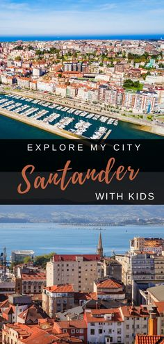 A local's guide through the northern Spanish city of Santander with kids.x  Eplore local beaches, the city highlights, best places to eat and perfect day trips from Santander Spain Best Family Vacation Destinations, Travel Destinations, Santander Spain, Local Beaches, Travel Advice, Day Trips, Great Places, Family Travel, Paris Skyline
