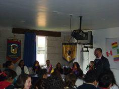 Muestra internacional de alumnos de intercambio