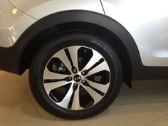 #kia #alloy wheels #matching color scheme