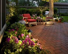 Small Yard Design #Landscapingsurvival