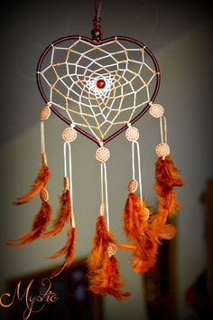 Heaven is under our feet as well as over our heads. Customized Dreamcatchers by…