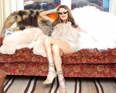 """""""Nothing succeeds like success."""" http://www.thecoveteur.com/anna-dello-russo/"""