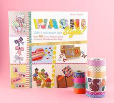 Enter the Washi Style Giveaway! at smarturl.it/wstylesweepsinsta