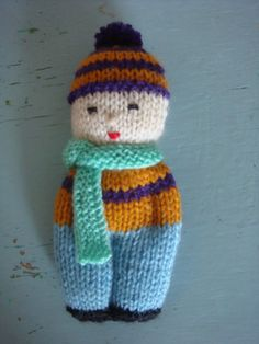 African comfort doll pattern by william willabond – Artofit Knitted Doll Patterns, Knitted Dolls, Crochet Dolls, Knitting Patterns Free, Crochet Patterns, Casting Off Knitting, Loom Knitting, Baby Knitting, Diy Laine
