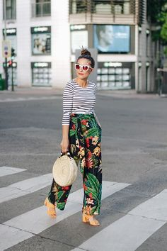 Erea Louro, fashion stylist and blogger from Madrid. May 2018