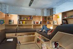 Image of SoundCloud Headquarters by KINZO Berlin