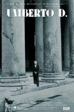 """Umberto D."", neorrealist drama film by Vittorio De Sica (Italy, 1952)"