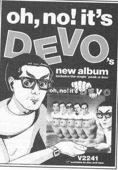 DEVO, 1982