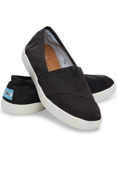 c01408e9efb Look at this TOMS Black Nylon Avalon Sneaker on today! Mainland Skate   Surf  · Women s Footwear