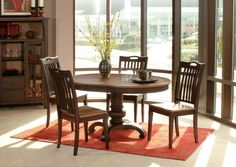Grafton Grafton 5 Piece Dining Set by Morris Home Furnishings