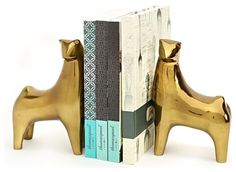 Llama Bookend Right eclectic accessories and decor