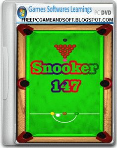 Snooker 147 Free Download Pc Game | Download PC Games And Softwares For Free