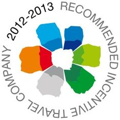 We are proud to inform that Haxel Events & Incentive is a recommended incentive travel company 2012-2013.