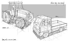 Feng Zhu Design: SKETCHBOOK