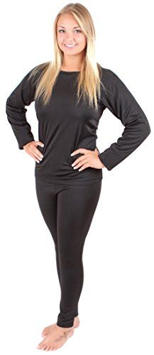 27560c359f6905 Mongol Wear Warm Core Womens Thermal Underwear Superior Long John Set Large  *** See this great product. (This is an affiliate link)