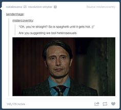 I love the Hannibal fandom so much.