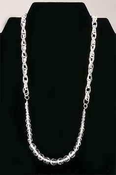 Jewelry Making Idea: Dazzling Crystal Necklace