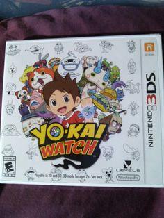 #Nintendo #3DS #game Yo-Kai Watch #fantasy