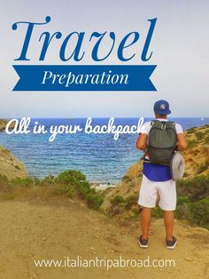 At any trip you need to carry different things, but there is always something you need to put in your backpack always. This is your guide to the Travel Preparation.