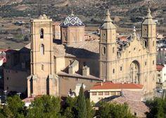 Santa María la Mayor. Torre Gótica en #ALCAÑIZ