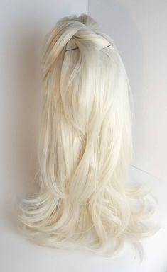 2020 Fashion Blonde Wigs For White Women 8.1 Hair Colour Pink And Blon - Wcwigs Long Platinum Blonde, Long Blonde Wig, Blonde Bob Wig, Blonde Lace Front Wigs, Blonde Bobs, Wig Hairstyles, Straight Hairstyles, Ashy Hair, Best Wigs